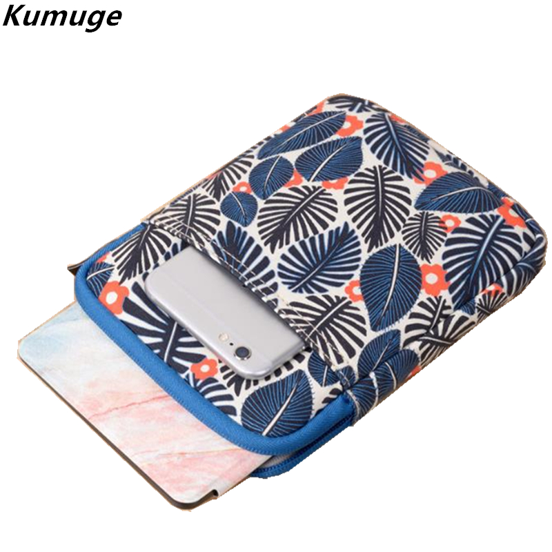 Print Soft Tablets e-Books Case for Kindle Paperwhite/Voyage/New Kindle Tablet Pouch Sleeve Bag for Kobo Glo 6 inch Ebook Cover mimiatrend shockproof portable carry case e book sleeve pouch for amazon kindle paperwhite kindle voyage 6 inch cases protective