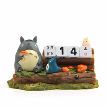 Kawaii 5.7*10.8cm Totoro Calendar…