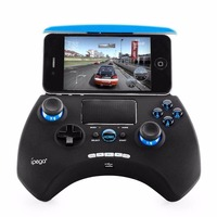 Ipega PG 9028 Bluetooth Wireless Game Pad Controller Gamepads Joystick Stretchable Holder Touchpad For Android IOS