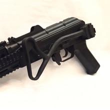 PB игривый мешок игрушечный пистолет lehui AK74U водяная пулевидная пушка переоборудованная в виде Mpi-KM-74, тактический 3D аксессуары T68