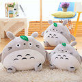 1/Pcs Sale 40cm,50cm Japan Movie Character TOTORO Plush Stuffed Toys Hot Sale Soft Pillow For Wedding Gifts High Quality