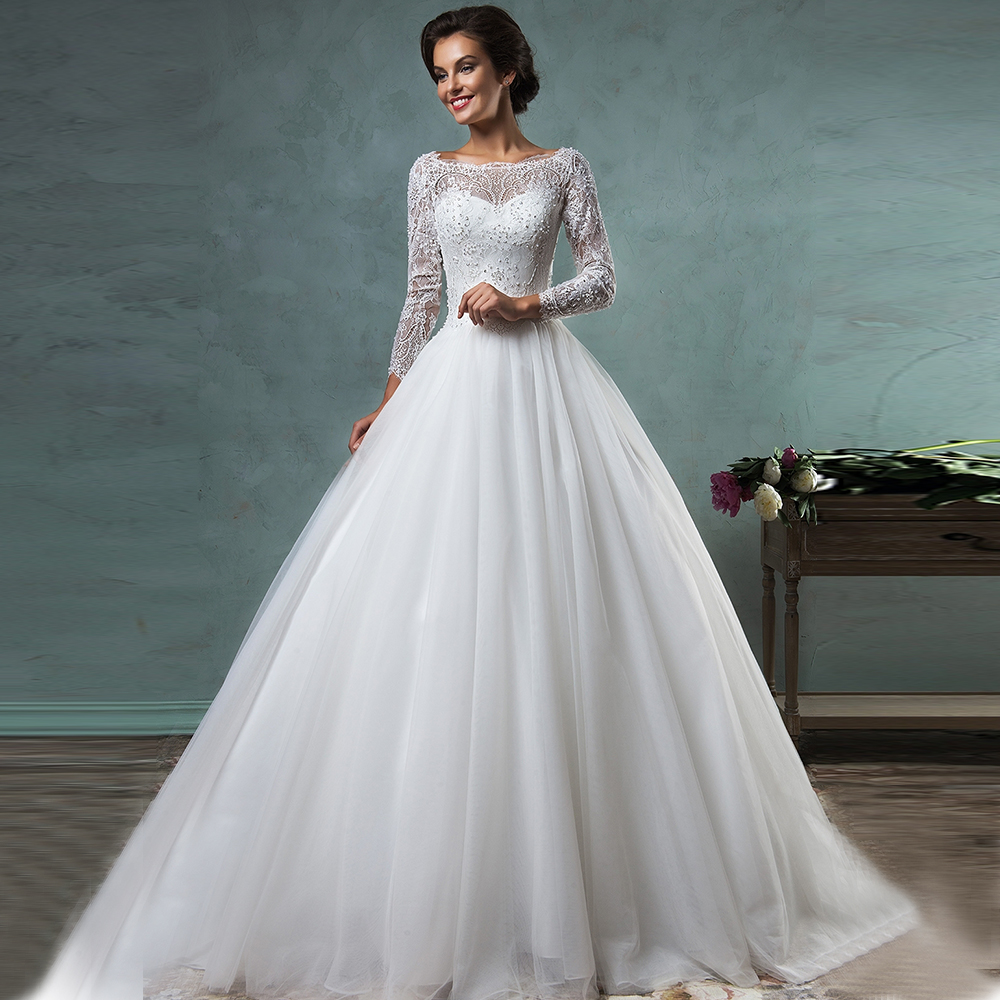 princess wedding dress Back to Stunning Princess Wedding Dresses For The Beautiful Appearance