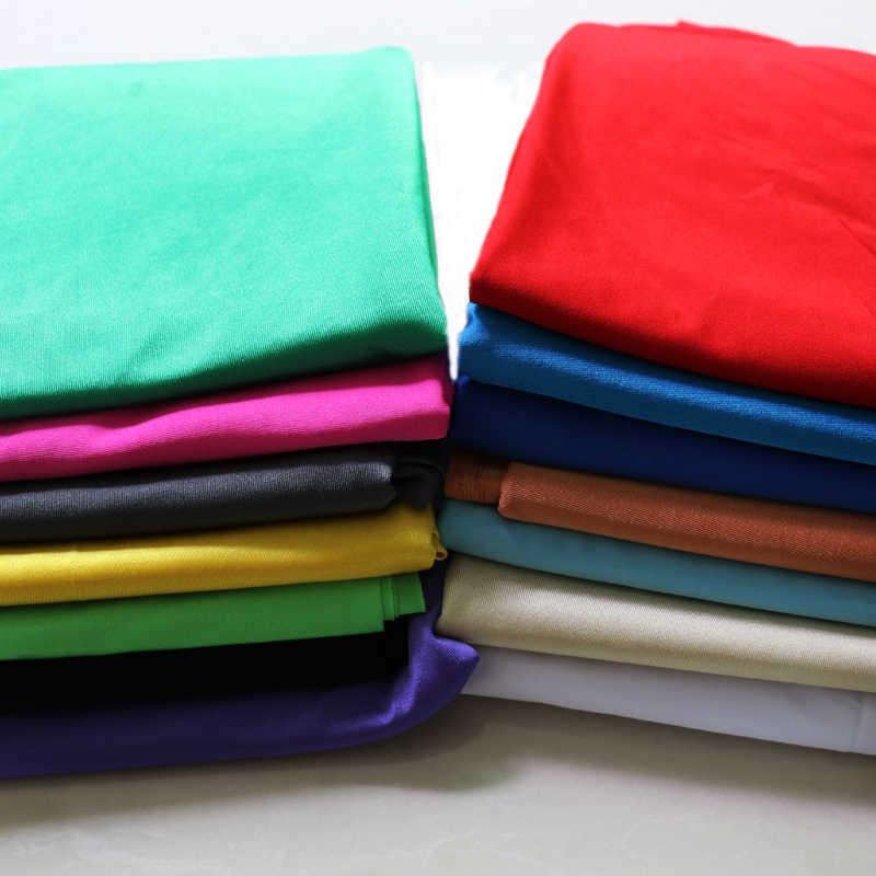 Оптовая продажа 4-way стрейч материал для латинская одежда белый черный полиэстер Спандекс Ткань трикотажная Джерси спандекс ткань