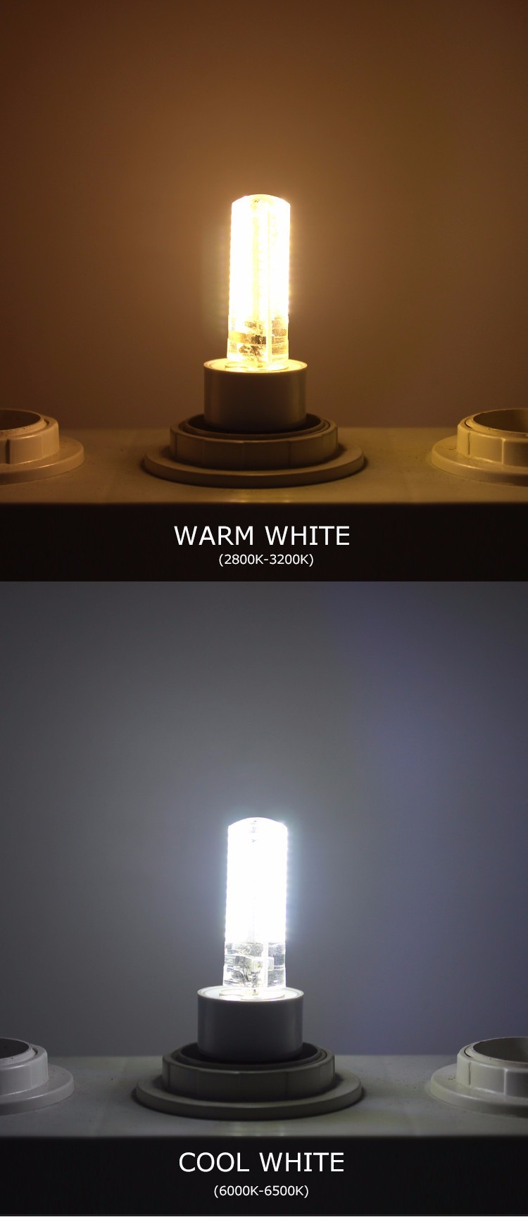 Led Corn Light G4 Bulb 220v 3w 4w 5w 6w 7w 9w 10w Spot Smd Chip 5730 Putih Cold White 32 34v Diy Getsubject Aeproductgetsubject