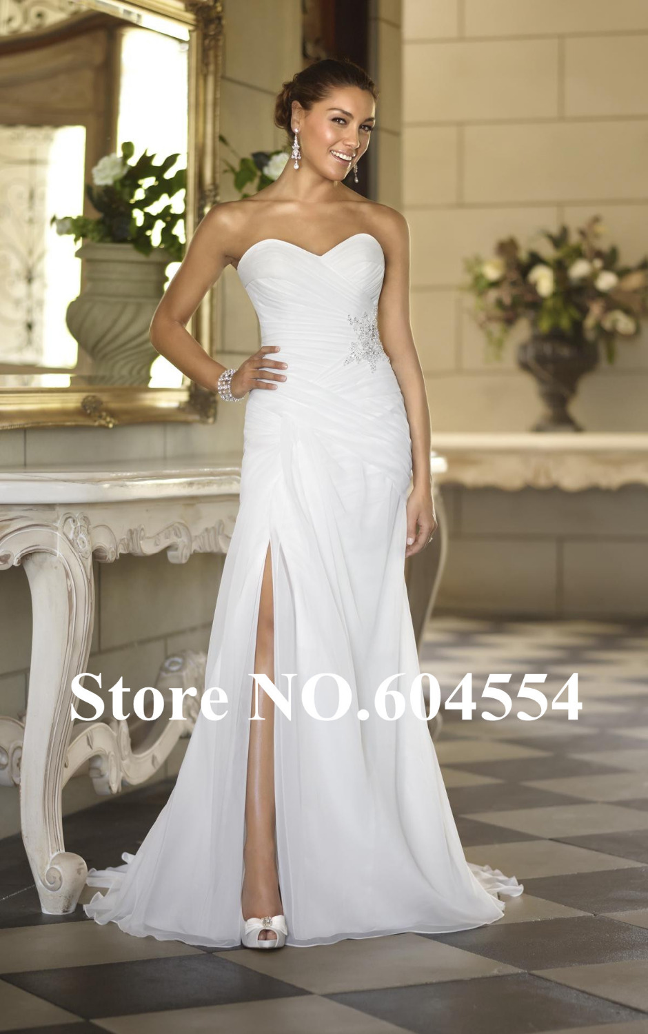 Ideas Size 22 Wedding Dresses compare prices on wedding dresses size 22 online shoppingbuy low in stock vestido de casamento us 422 whiteivory chiffon applique beading
