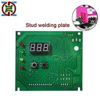 YDT RSR1600,RSR2500 stud welding machine control panel for DIY capacitor stud welders