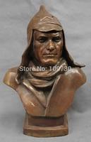 002893 12「中国の銅ブロンズソ連赤軍パベルkorchagin像 -