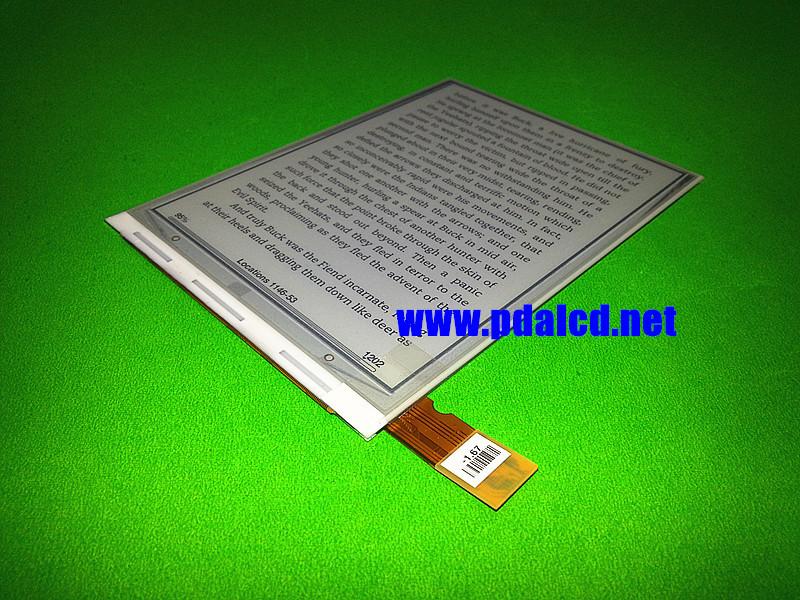 """Prix pour Original nouveau 6 """"ED060SC7 ED060SC7 (LF) E-book e-ink LCD écran Pour Amazon Kindle 3 K3 E-encre affichage Écran panneau livraison gratuite"""