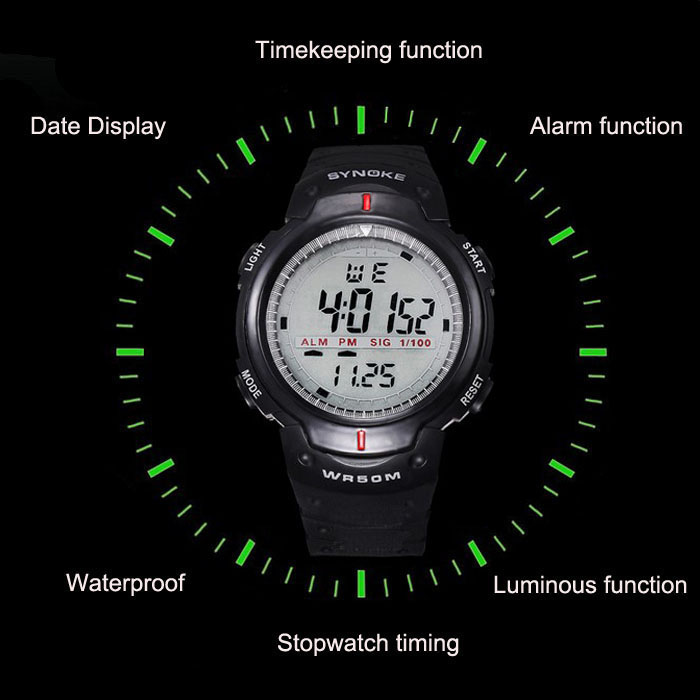 HTB15M pGpXXXXX4XpXXq6xXFXXX5 - SYNOKE Digital LED Sport Waterproof Watch for Men