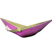 GSFY Hot Sale Nylon Fabric Hammock Travel Sleeping For Double Person