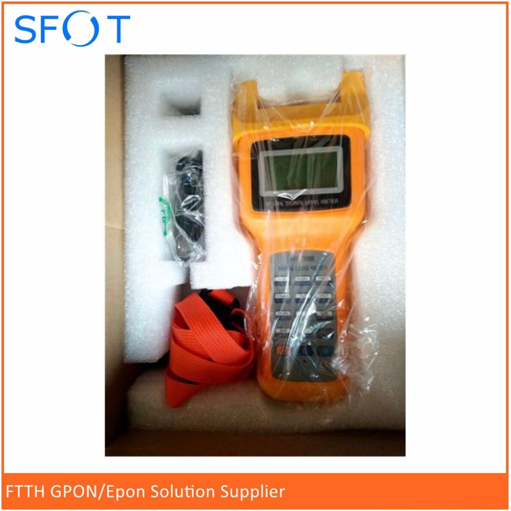 HT828B, Top-selling Analog Signal Level Meter, CATV Signal Level Meter (RF Signal Meter, dB Meter)