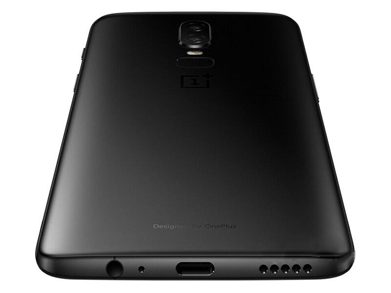 """מיכל אסלה חרסה חדש מקורי נעילת גלובל גרסה OnePlus 6 Mobile Phone 4G LTE 6.28"""" 8GB RAM 128GB Dual SIM כרטיס ה- Snapdragon 845 טלפון אנדרואיד (5)"""