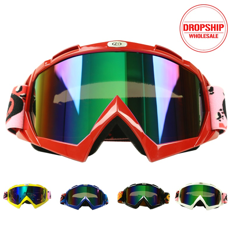Marsnow Ski Goggles for Snowboard Anti-fog Snowmobile Winter Windproof Ski Glasses Mask Women Men Anti UV400 Sunglasses Eyewear