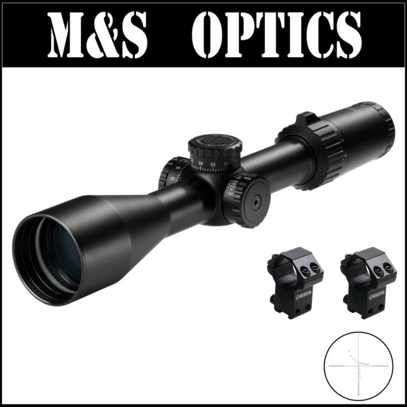 MARCOOL S.A.R. HD 3-18X50 SFL FFP Tactical Hunting Guns Rifle Scopes Free With 30mm Ring Mounts For Adults Sport Made In China marcool s a r za5 hd 3 15x50 sfl ffp under 7 62 bullet guns tactical hunting riflescopes with rifle scope mounts free shipping