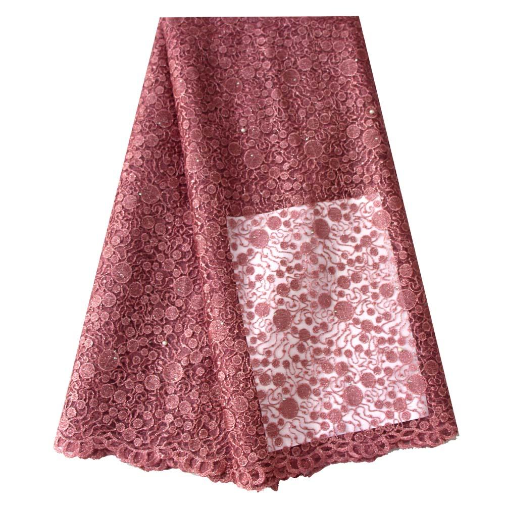 Aliexpress.com : Buy 5yards African Lace Fabric 2018 Blush