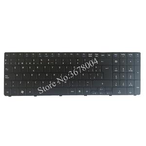 Испанская клавиатура для ноутбука Acer Aspire 5560G 7552G 7535 7535G 7735G 7735Z 7735ZG 5552G 7736 7736G 7736Z 7738 7540 5338 SP