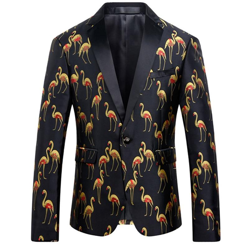 c9daff5d5c698 2016 Nowy styl Przyjazd mężczyźni boutique blazers wysokiej jakości mody  dorywczo pojedyncze piersi szczupła kolory męska marynarkę rozmiar M-4XL