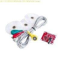 AD8232 Pulse ECG Kit for ECG Measurement