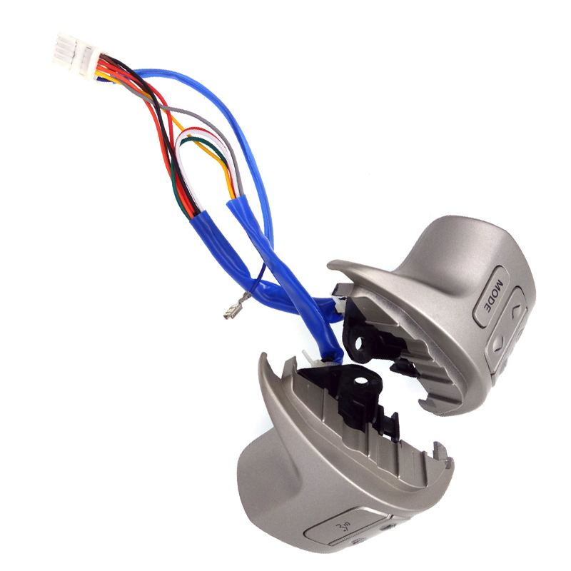 Fast Delivery New Steering Wheel Control Button switch For Toyota corolla 84250 12020 2007 2016 car