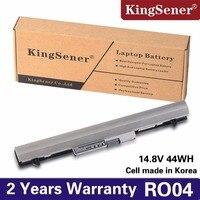 KingSener 14 8V 44WH Cell Laptop Battery RO04 For HP HSTNN PB6P RO04 805045 851 R004
