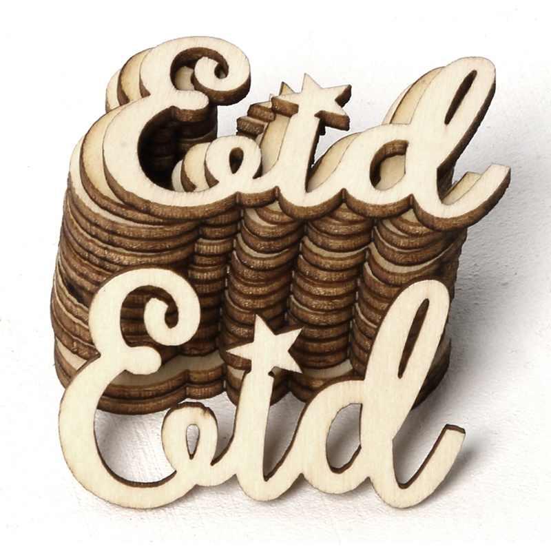6 stili FAI DA TE Eid Del Pendente Ramadan Non-tessuto Decorazione del Tessuto Complementi Arredo Casa Parete Pendenti con gemme e perle