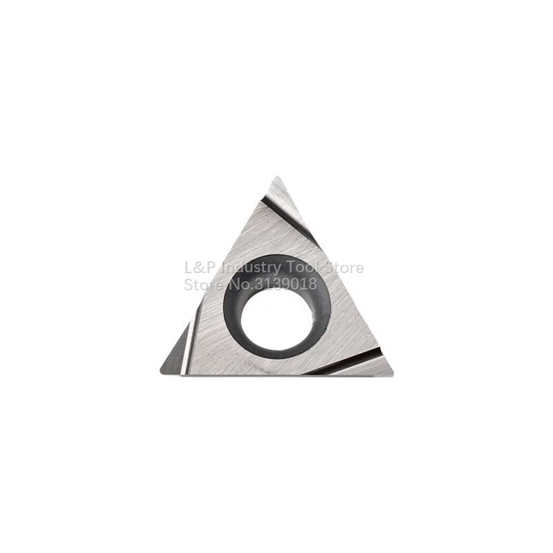 100 New Original Kyocera Cermet Carbide Inserts TPGH080204L TN60 CNC Tool Good Quality TPGH 080204 L