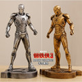 Iron Man1:6 MK43 Imitation Ferrum Or Copper Resin Bust Model MK43 Decoration Statue MARK VII Half-Length Photo Or Portrait WU598