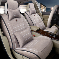 Universal car seat cover automobile seat covers for BMW F32 F33 F36 418i 420i 428i 430i 435i 440i 418d 420d 430d 435d