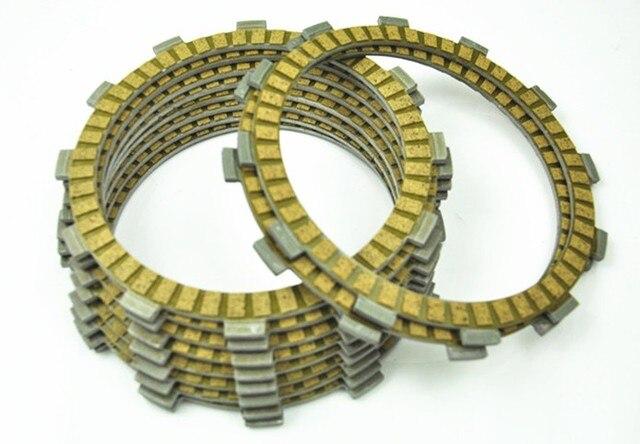 Motorfiets clutch wrijving platen voor honda st1100 st 1100 1991 1992 absii st1100a st 1100a 1996-2002 abs-tcs st1100a 1992-1995