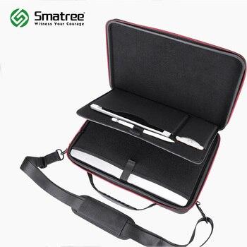 Bolsa dura de Smatree para Apple Macbook Air de 13,3 pulgadas, macbook pro de 13 pulgadas macbook pro de pulgadas Bolsa de ordenador portátil con correa de hombro