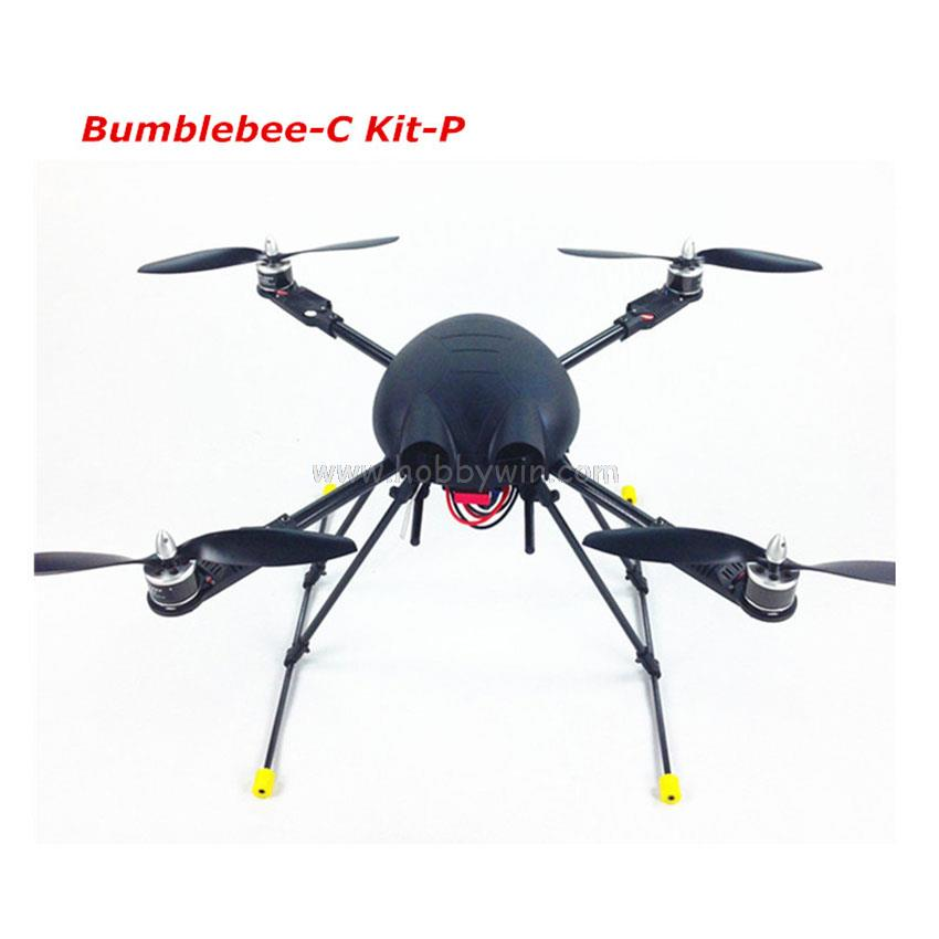 Bumblebee C KIT with Motor Esc Radio control Quadcopter RC drone aircraft wholesale price