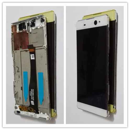 6.0 Inch Lcd Black For Sony Xperia XA Ultra Screen C6 F3211 F3212 F3215 F3216 F3213 LCD Display Digitizer Touch Screen Assembly