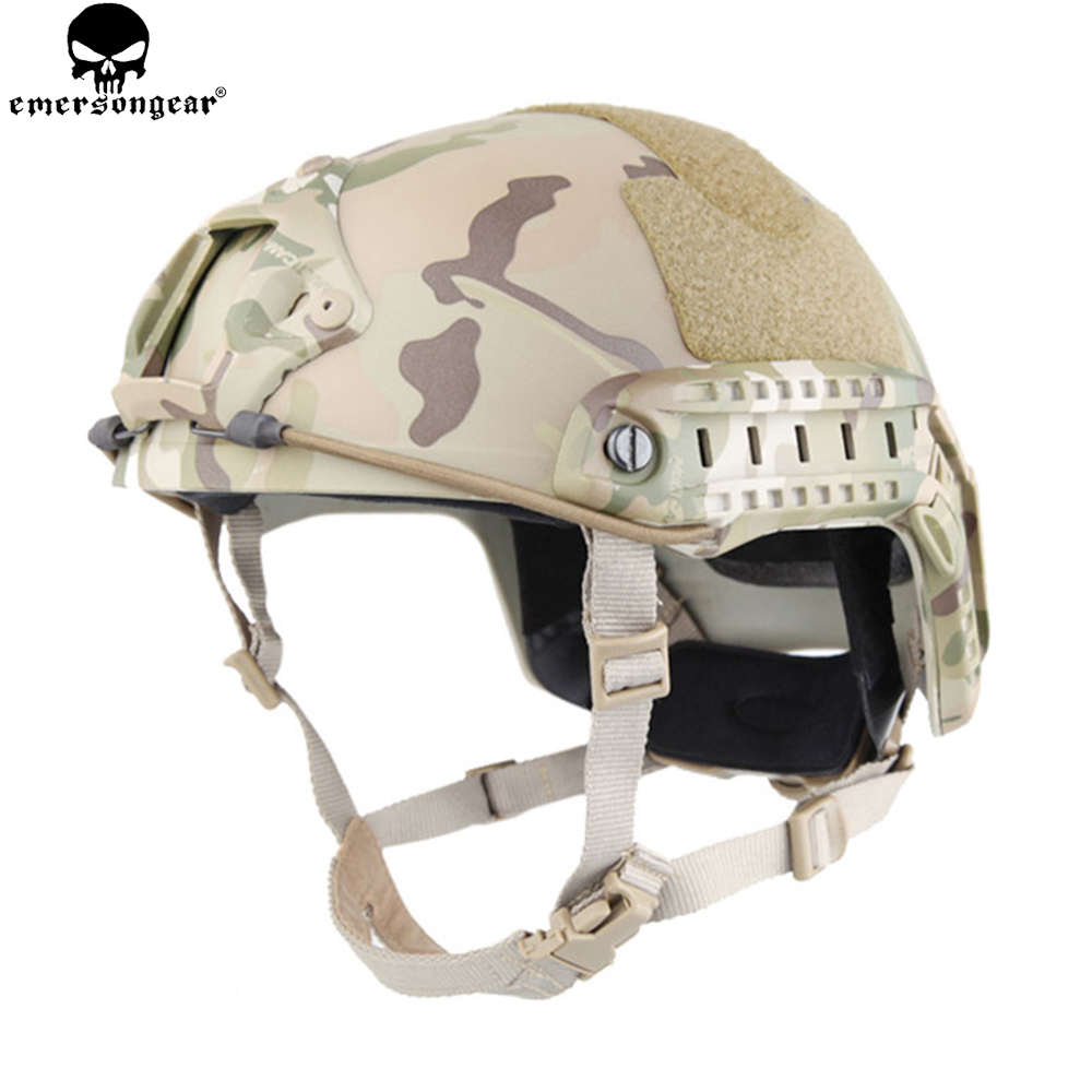 EMERSONGEAR FAST Helmet MH Type մարտավարական սաղավարտ Airsoft Combat Sports Safety Lightweight Military Helmet EM5658