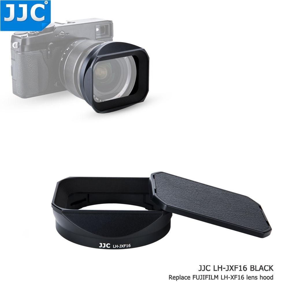 JJC 67mm Thread Size Bayonet Square Camera Lens Hood for FUJINON LENS XF16mmF1 4R WR Replaces