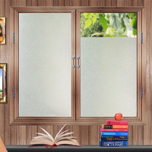 decorative films stained cool and clear window home me dway leaves privacy glass film decor clings etched for