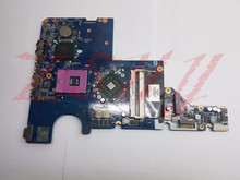 for HP Pavilion G62 CQ62 G72 laptop motherboard gl40 ddr2 616449-001 DAAX3MB16A0 Free Shipping 100% test ok free shipping 592809 001 laptop motherboard for hp compaq cq62 g62 cq42 g42 laptop motherboard da0ax2mb6e1 rev e 100