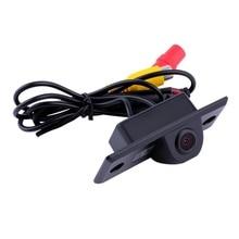 Автомобиль обратный камера для Фольксваген Гольф Jetta Passat резервного копирования заднего Парковка Реверсивный Cam авто вид