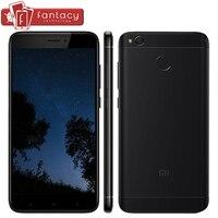 Original Xiaomi Redmi 4X Pro Snapdragon 435 Smartphone 3GB 32GB 4100mAh Fingerprint ID FDD LTE 4G