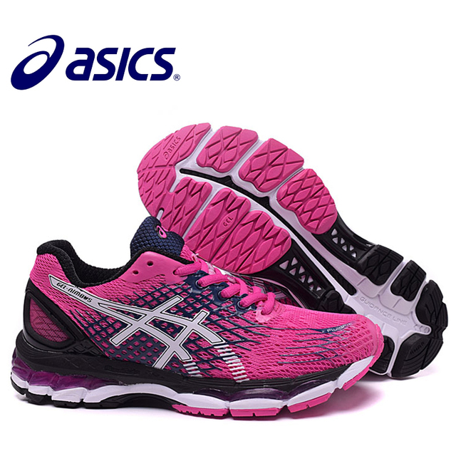 dac3a86c90c ASICS GEL-KAYANO 17 Mulheres Profissional Estabilidade Sapatos Ao Ar Livre  Tênis de corrida Calçados