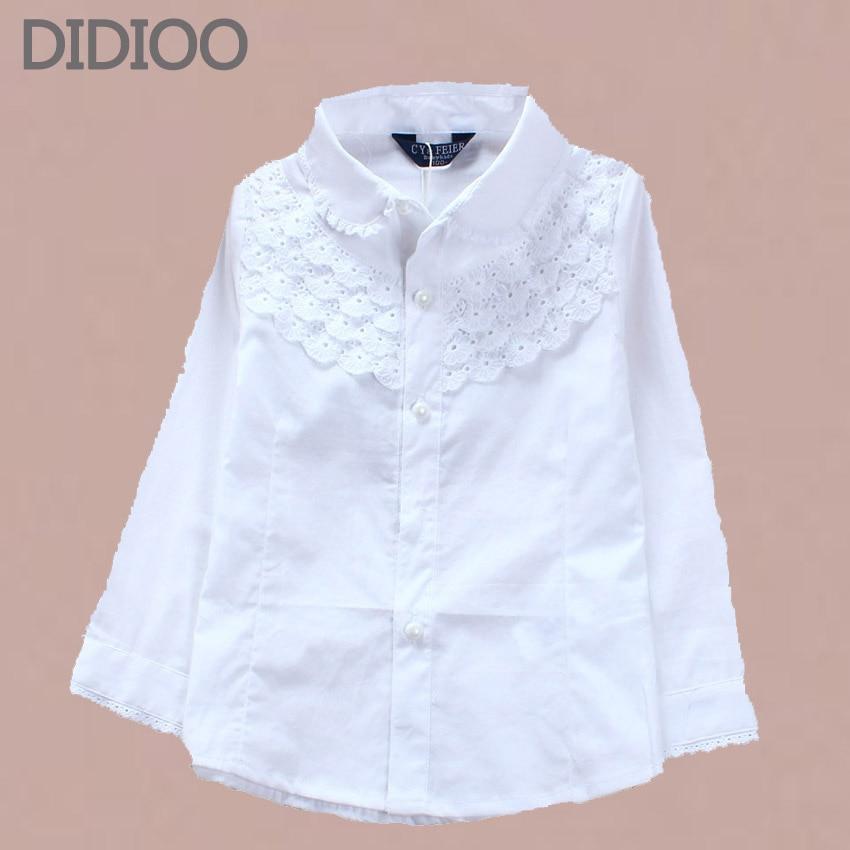 Aliexpress.com : Buy Baby Girl Shirt Brand Cotton Children ...