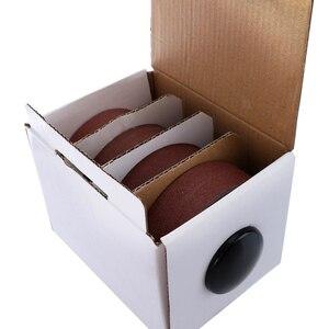 Image 4 - Rolo macio da lixa das correias de moedura dos pces 25mm * 6m da correia 4 de lixamento de pano de emery da lixa para os turners de madeira, automotivo