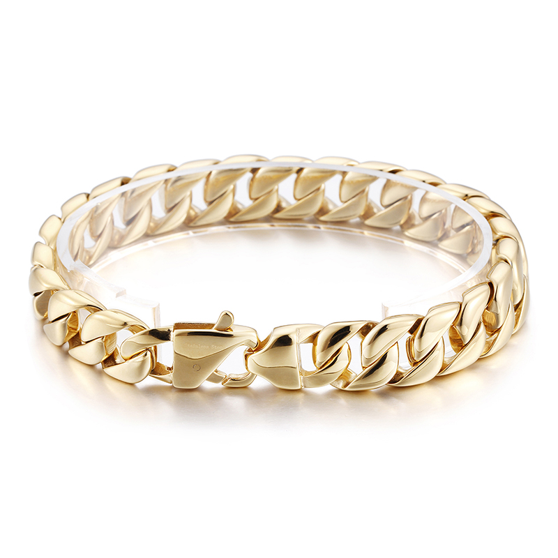 Fashion Stainless Steel Cuban Curb Link