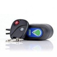 Bicycle Lock New Wireless Remote Control Bike Bicycle Alarm Siren Shock Vibration Sensor Cycling Lock Guard