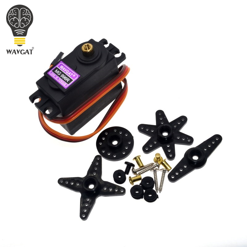 Servos Digital MG996R MG996 Servo Metal Gear For Futaba JR Car RC Model Helicopter Boa