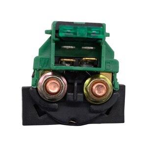 Image 4 - אופנוע חלקי חשמל Starter סולנואיד ממסר עבור Kawasaki EL250 ELIMINATOR 250 KLX650 הונדה XL600V סטיד 400 NV400 CH150