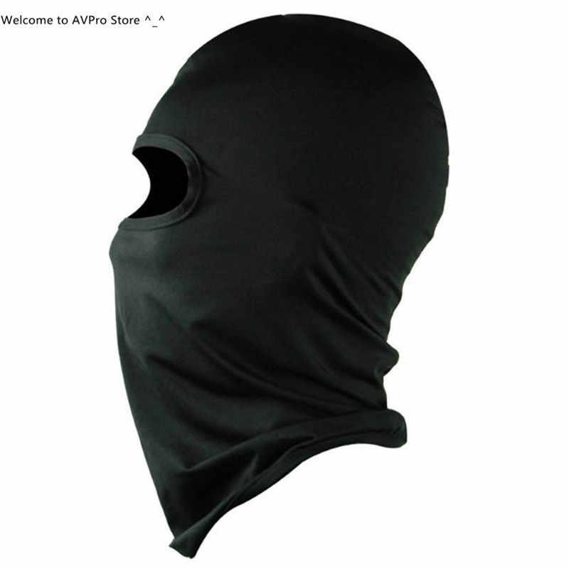 للجنسين الأطفال الشبان النساء الاصطناعية الحرير رقيقة جدا الحرارية تزلج Cs الوجه قناع هود خوذة حماية بالاكلافا قبعة أغطية الرأس