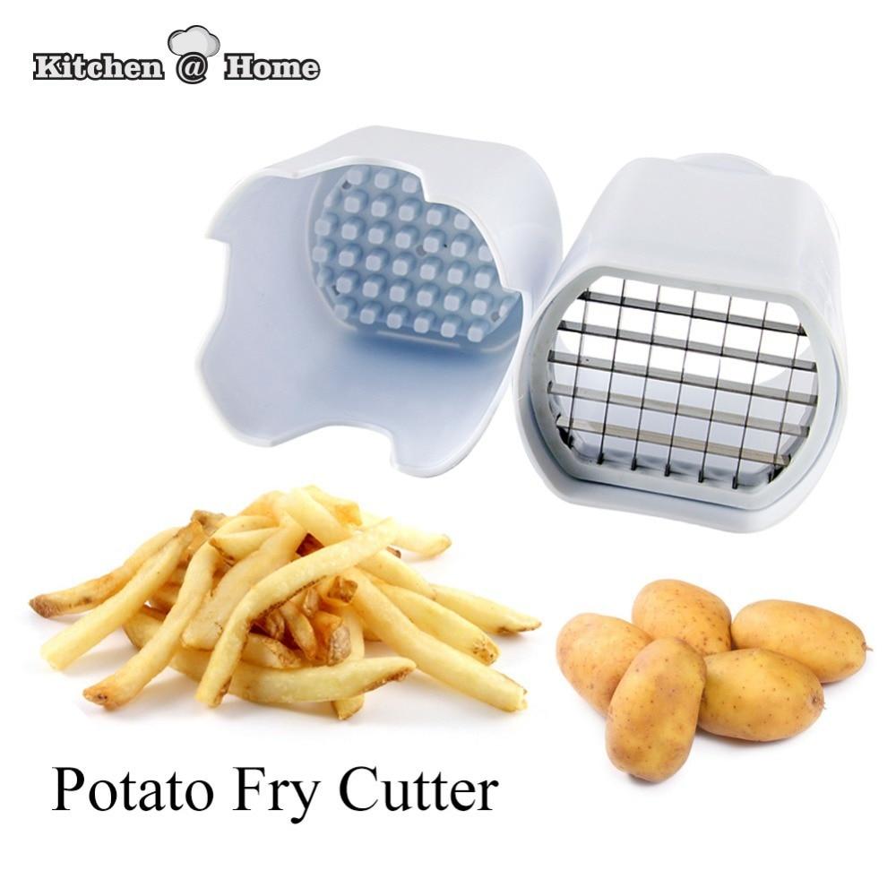 Français Potato Chip Cut Cutter Légumes Fruits Trancheuse Chips Maker & Food Magasin Chopper Chipper Lame K046
