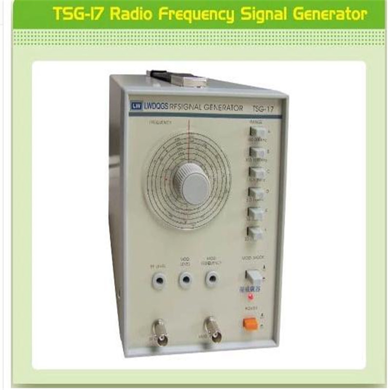 Specializing in the production of wholesale TSG-17 high frequency signal generator 100 KHZ to 150 MHZ signal frequency сестрица аленушка и братец иванушка