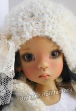 Bambola Bjd 1/6 kaye wiggs cannella shion occhi di bambola modello di alta qualità regalo di compleanno di trasporto