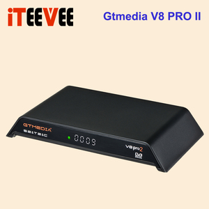 Image 3 - GTMedia V8 Pro2 DVB S2+T2+Cable powervu decoder Support H.265 Biss key CCAM Upgrade From V8 golden